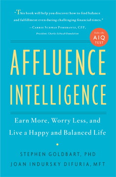 cover of Affluence Intelligence